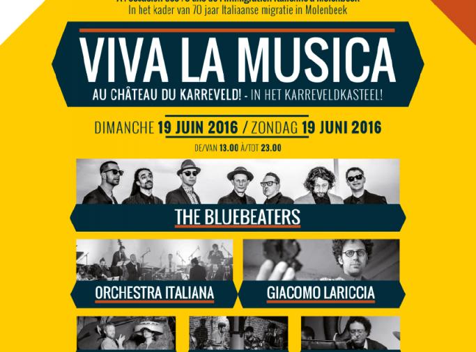 Festa della Musica Bruxelles