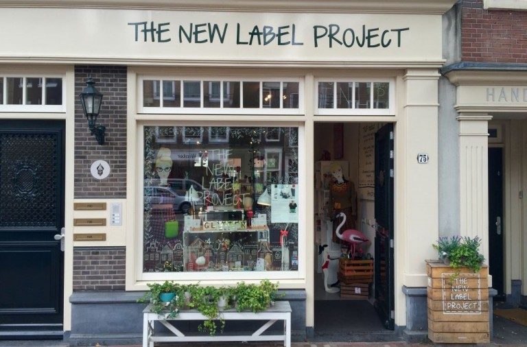 The New Label Project, Rozengracht 75, Amsterdam