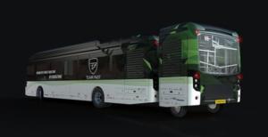 REX, il rimorchio per gli autobus olandesi
