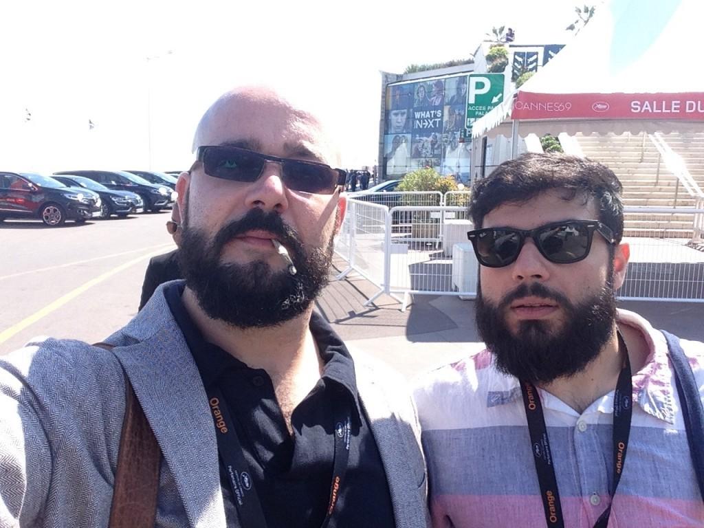 Spettro Sonoro foto a Cannes