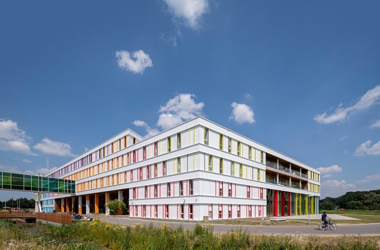 Esterno struttura - Princess Máxima Centre