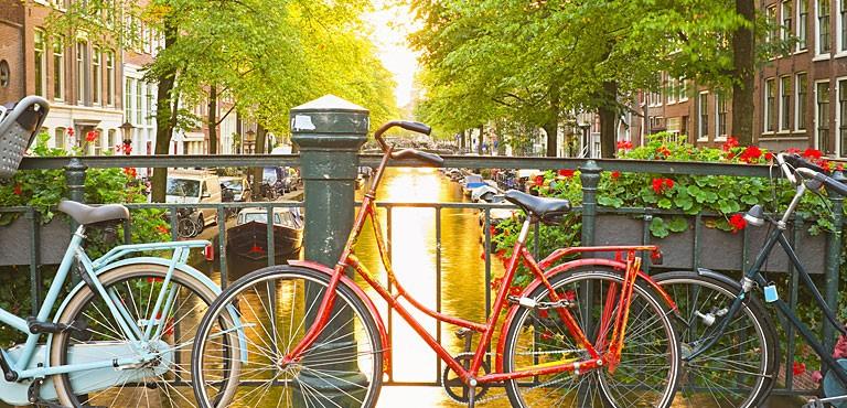 Amsterdam - Bike