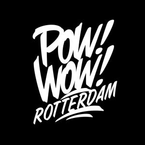 POW! WOW! Rotterdam - Logo - Street Art