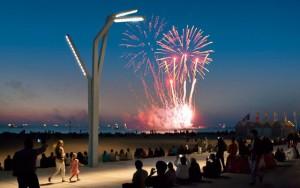 Festival dei fuochi d'artificio diScheveningen - Eventi pirotecnici