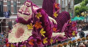 Carro - Parata dei fiori di Zundert - Settembre