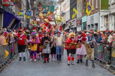Carnevale in Olanda