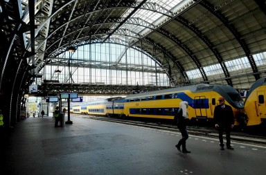 Stazione di Amsterdam